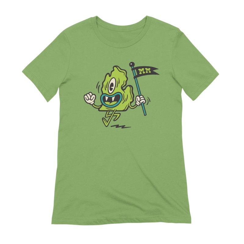 Mitten Monsters Women's T-Shirt by Rikcat