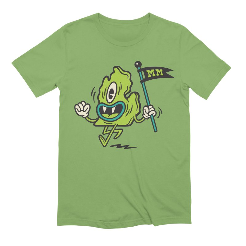 Mitten Monsters Men's T-Shirt by Rikcat