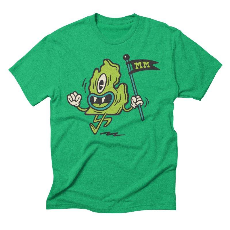 Mitten Monsters Men's T-Shirt by Rikcat