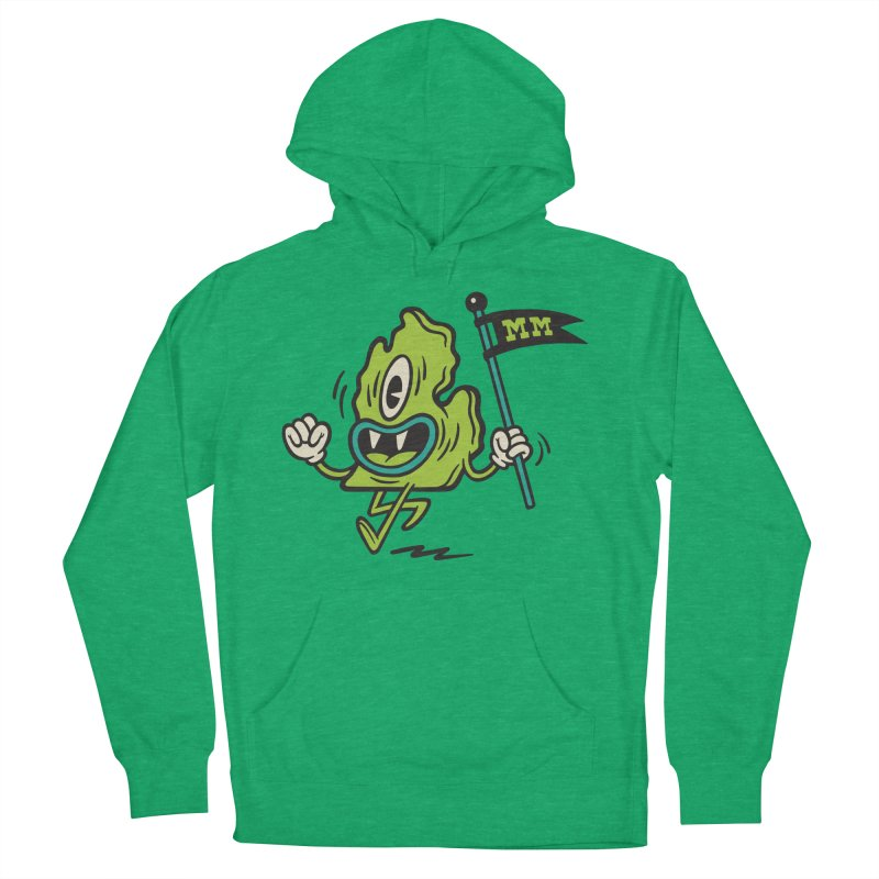 Mitten Monsters Men's French Terry Pullover Hoody by Rikcat