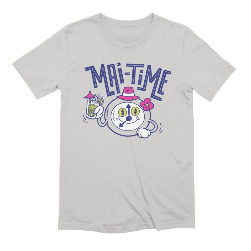 Mai-Time Men's T-Shirt by Rikcat