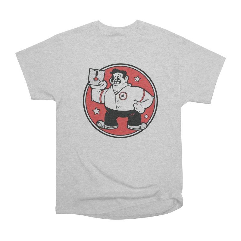 Big Al's Men's T-Shirt by Rikcat