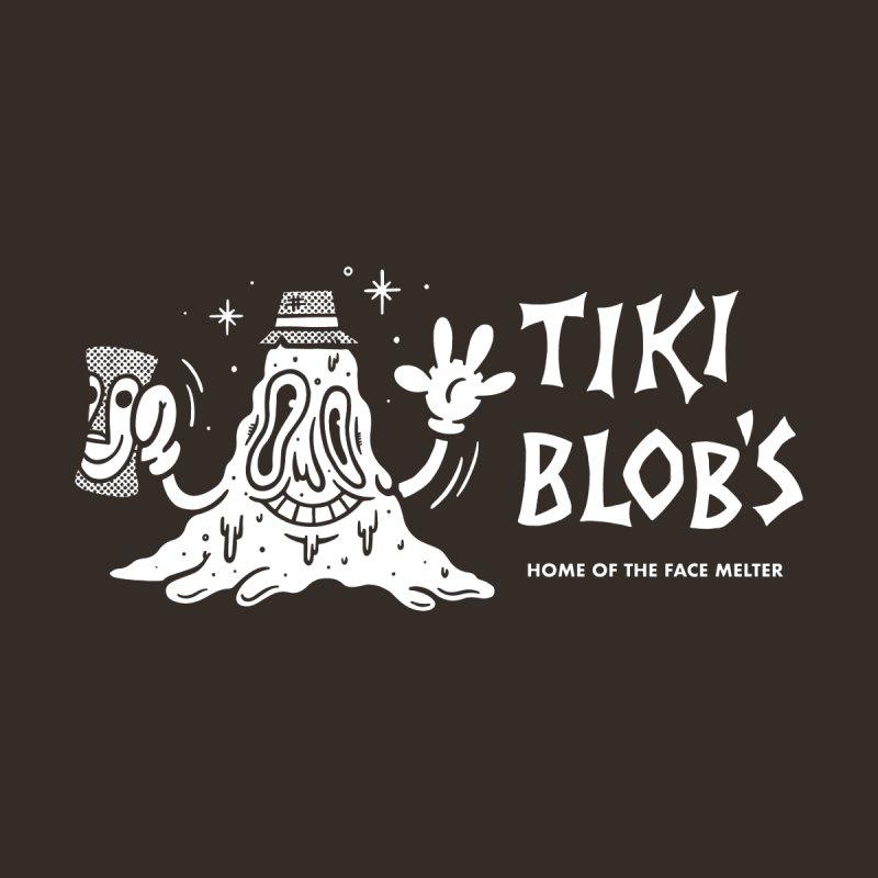 Tiki Blob's Men's T-Shirt by Rikcat