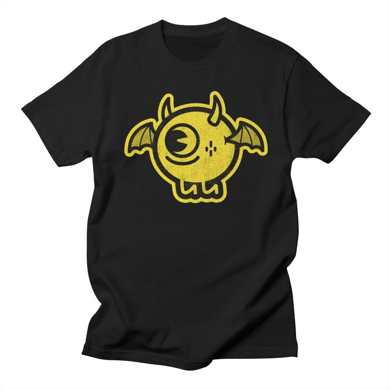 Lil' Demon - Yellow Women's T-Shirt by Rikcat