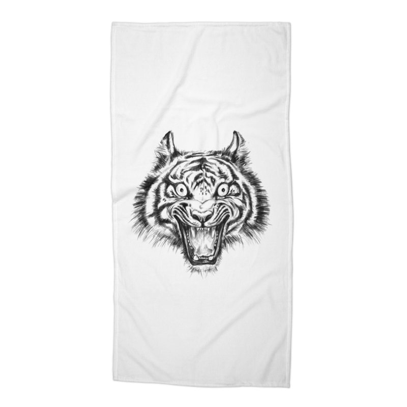 LOL Accessories Beach Towel by rikkivelez's Artist Shop