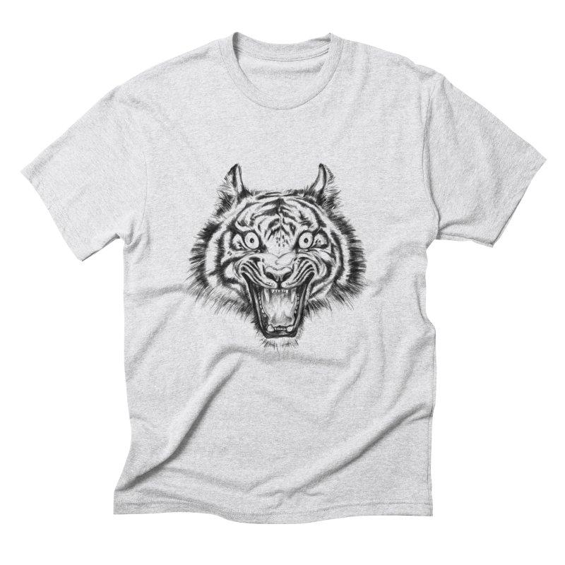 LOL Men's Triblend T-shirt by rikkivelez's Artist Shop