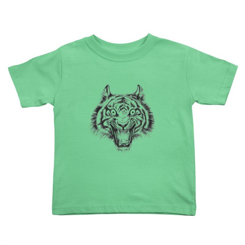 LOL Kids Toddler T-Shirt by rikkivelez's Artist Shop