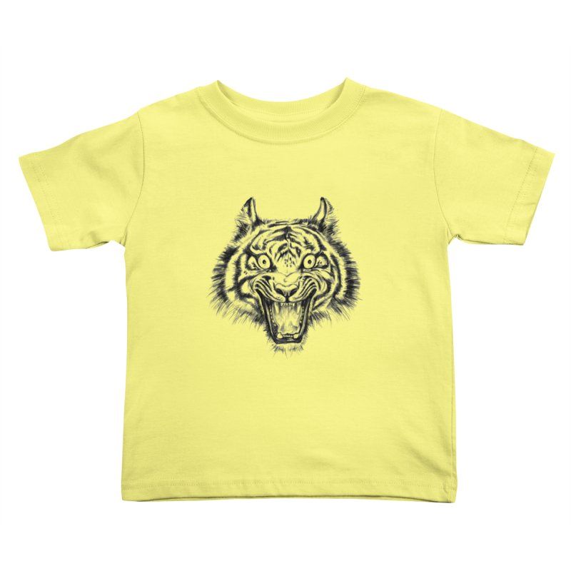 LOL Kids Toddler T-Shirt by rikkivelez's Artist Shop