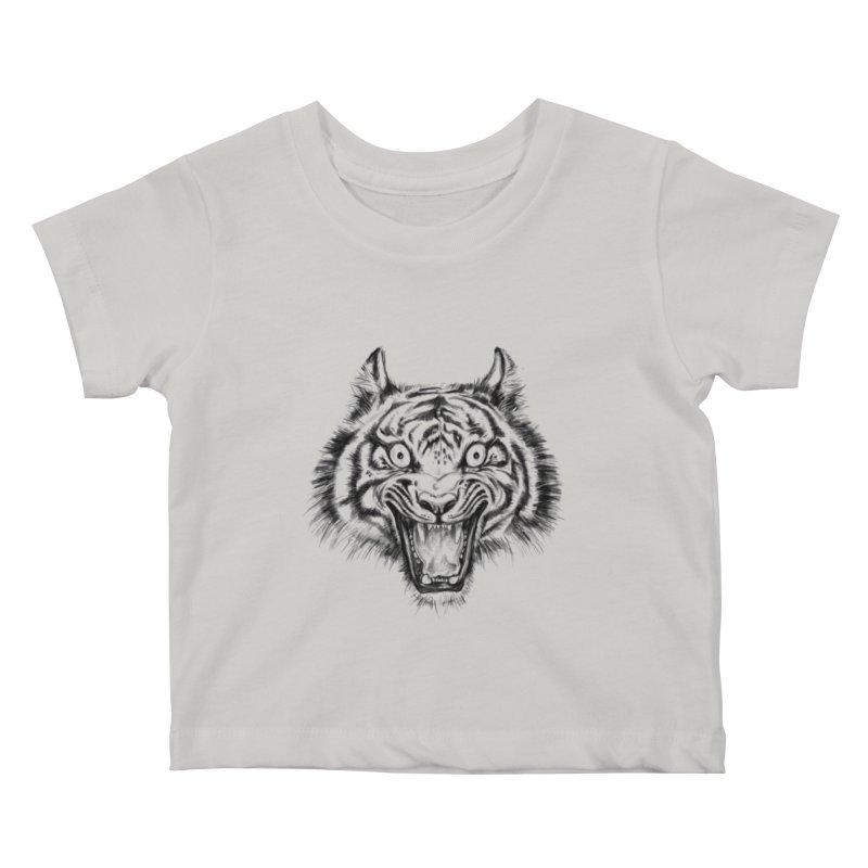 LOL Kids Baby T-Shirt by rikkivelez's Artist Shop