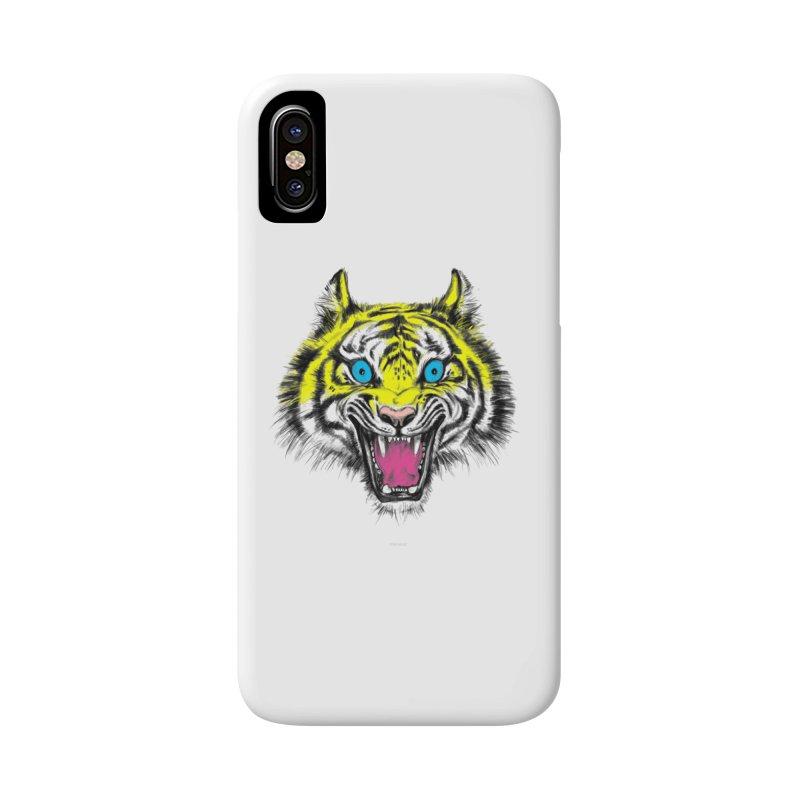 LOL CMYK Accessories Phone Case by rikkivelez's Artist Shop