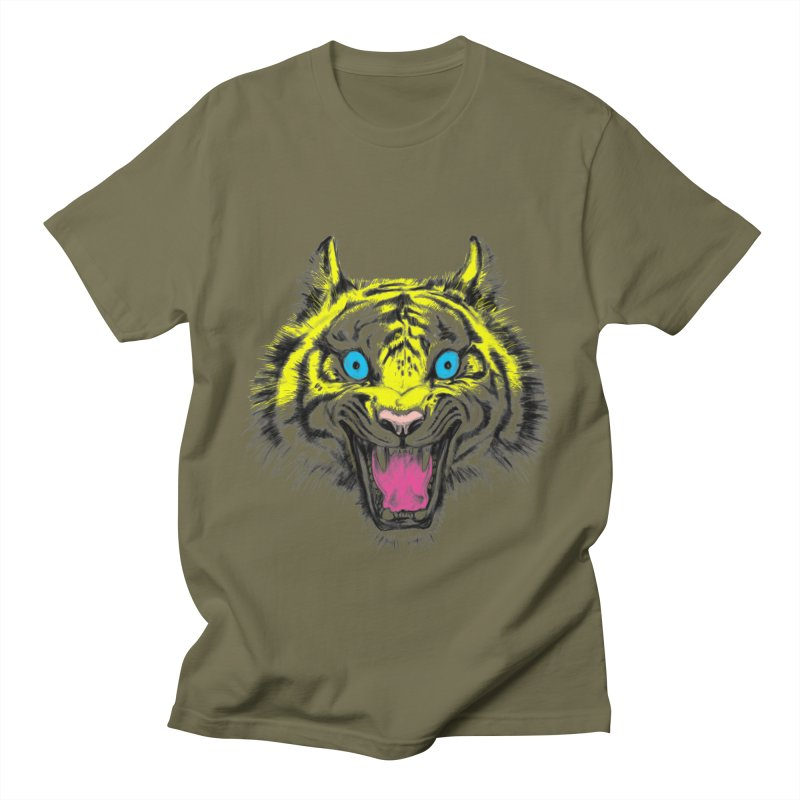 LOL CMYK Women's Unisex T-Shirt by rikkivelez's Artist Shop