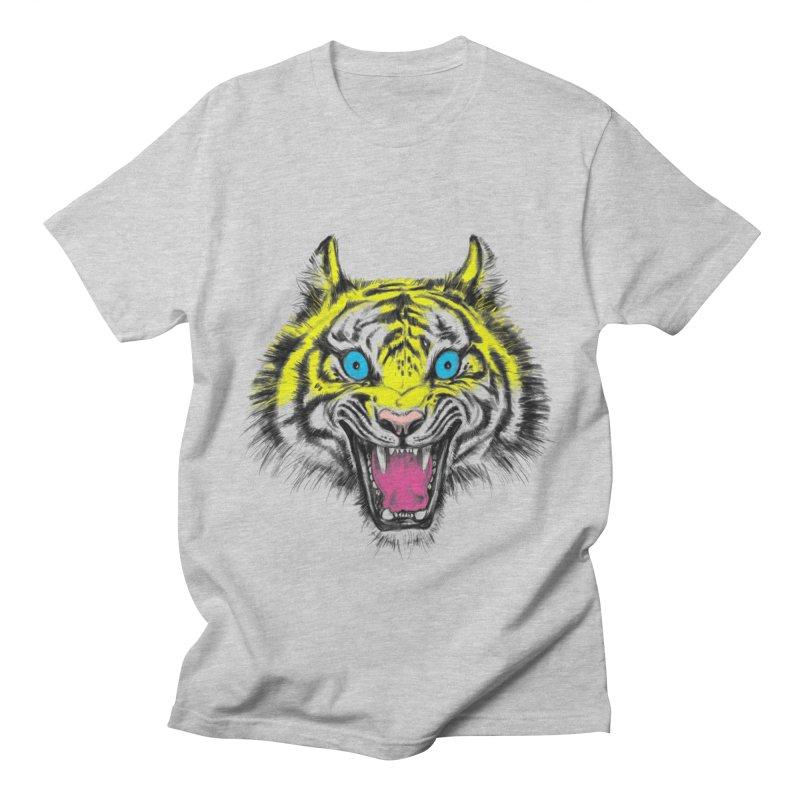 LOL CMYK Men's T-Shirt by rikkivelez's Artist Shop