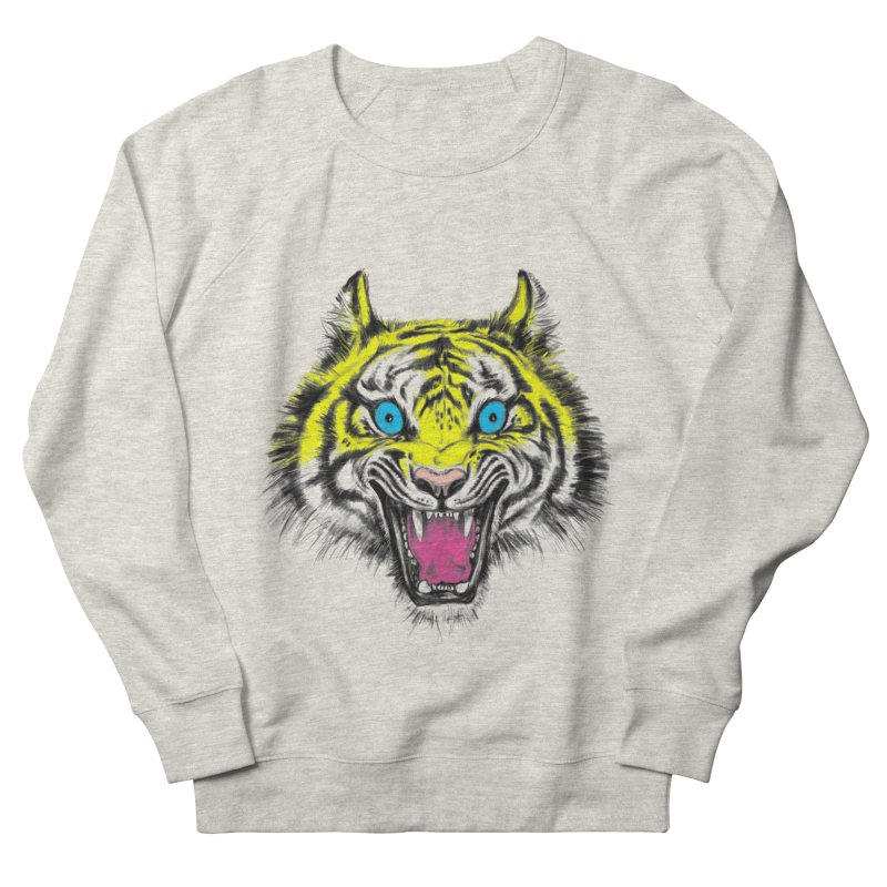 LOL CMYK Men's Sweatshirt by rikkivelez's Artist Shop