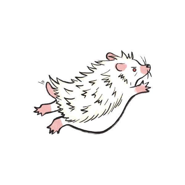 Design for Albino Hedgehog