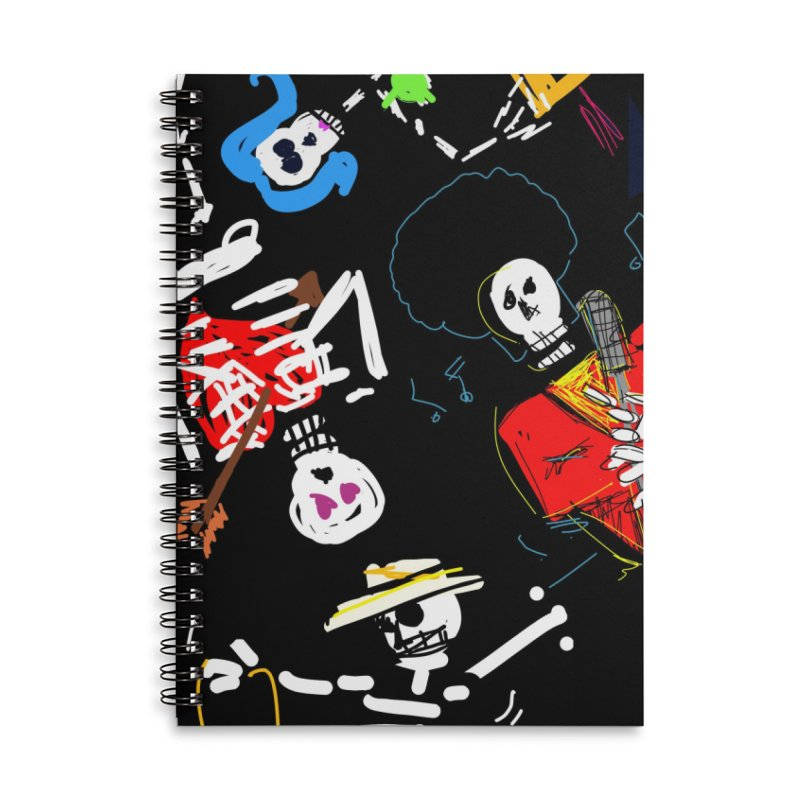 Die trying Accessories Notebook by rimadi Shop