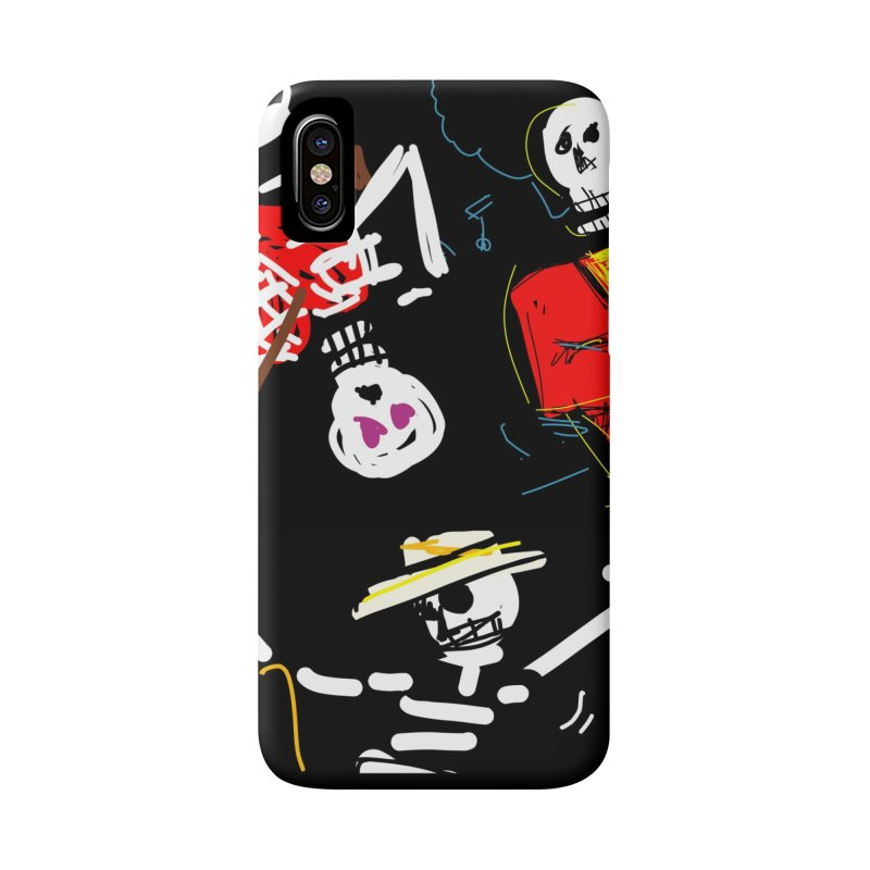 Die trying Accessories Phone Case by rimadi Shop