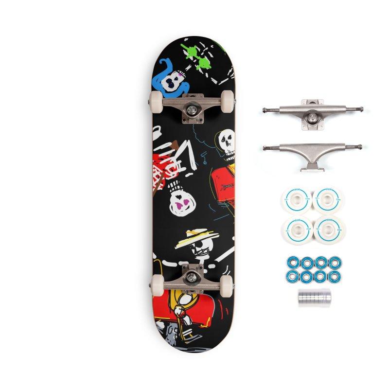 Die trying Accessories Skateboard by rimadi Shop
