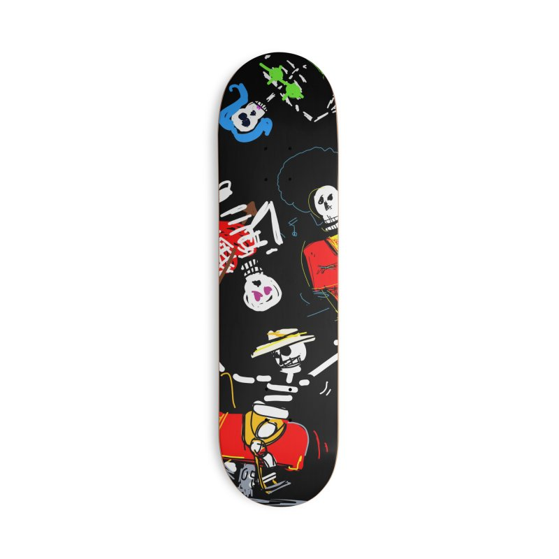 Die trying Accessories Skateboard by rimadi Shop