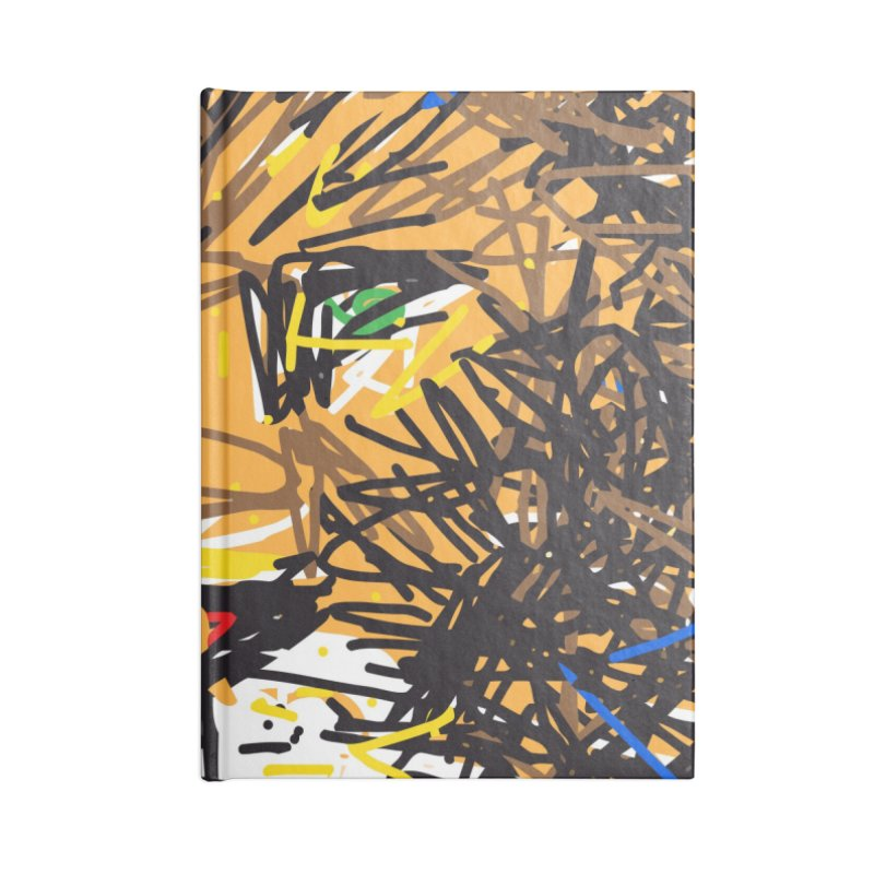 Leo Accessories Lined Journal Notebook by rimadi's Artist Shop