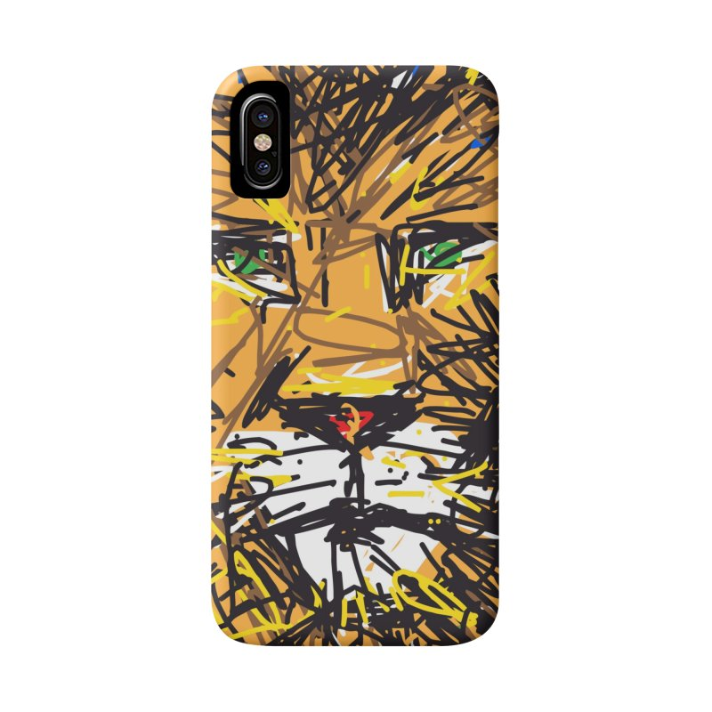 Leo Accessories Phone Case by rimadi's Artist Shop