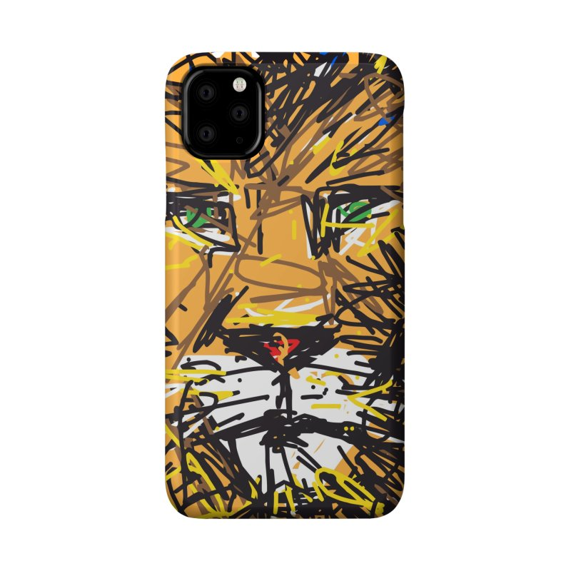 Leo Accessories Phone Case by rimadi's Artist Shop