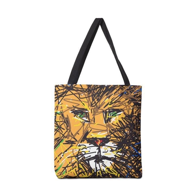 Leo Accessories Tote Bag Bag by rimadi's Artist Shop