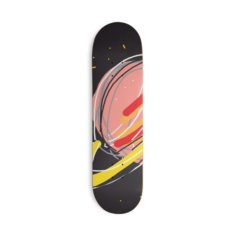 Saturn Accessories Skateboard by rimadi Shop