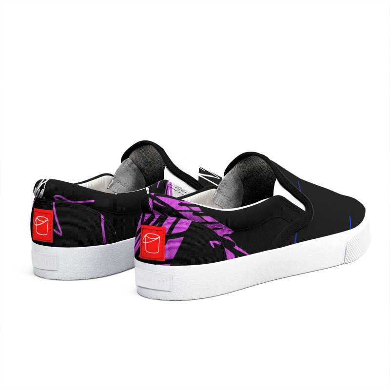 White flower Men's Shoes by rimadi Shop