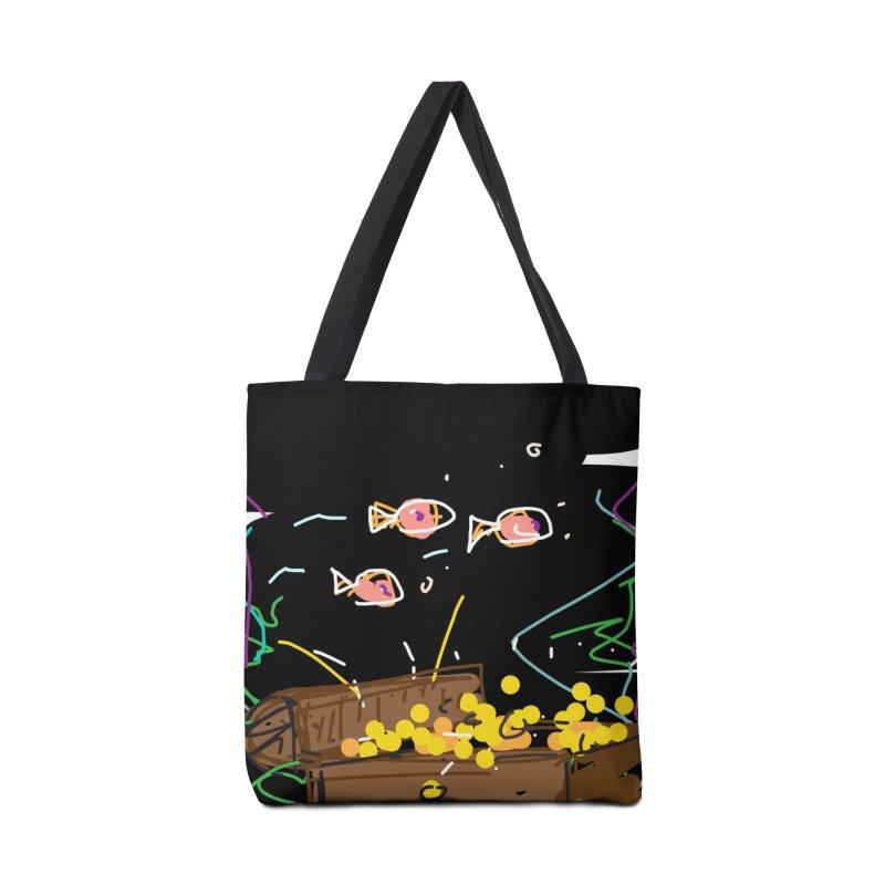 Treasure Accessories Tote Bag Bag by rimadi's Artist Shop