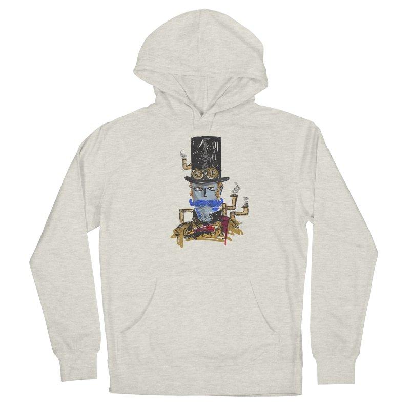 Steampunk Men's Pullover Hoody by rimadi Shop