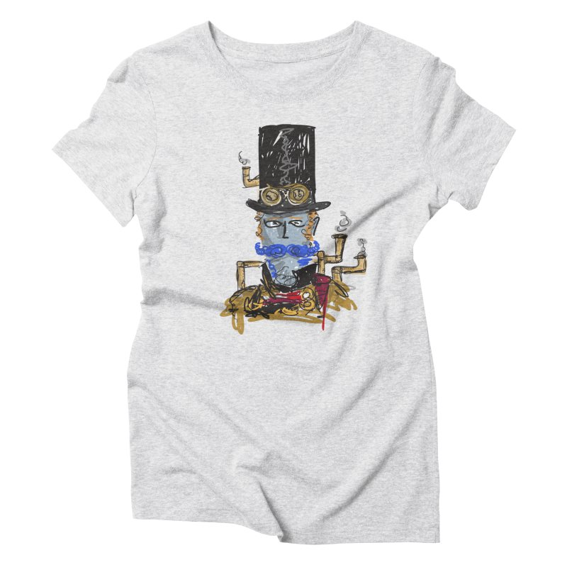 Steampunk Women's T-Shirt by rimadi Shop
