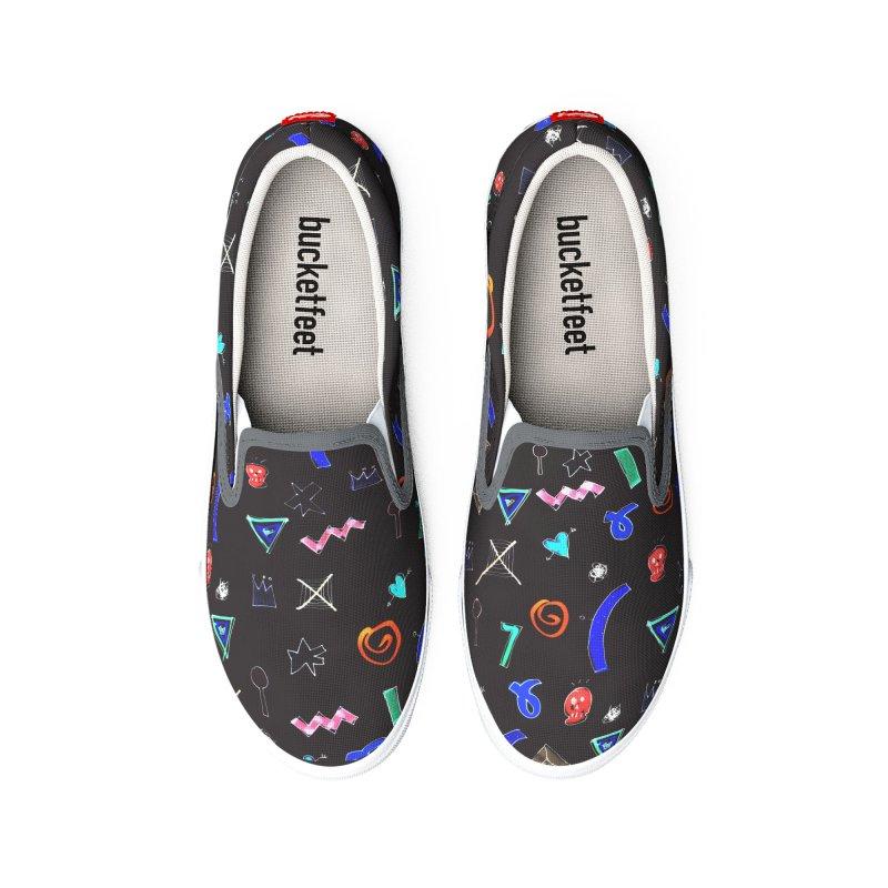 Dark motif Women's Shoes by rimadi Shop