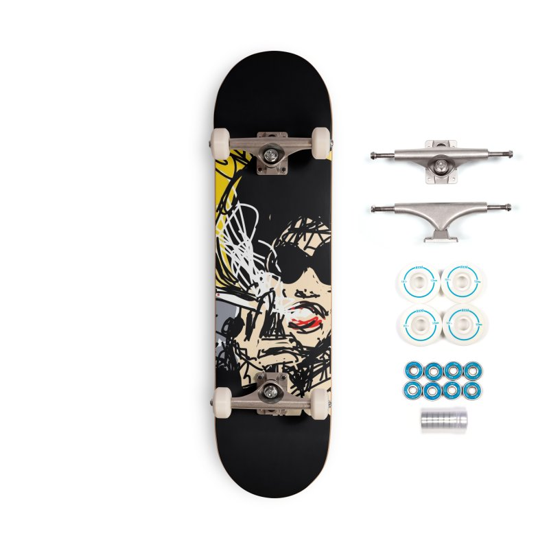 Marla Accessories Skateboard by rimadi Shop