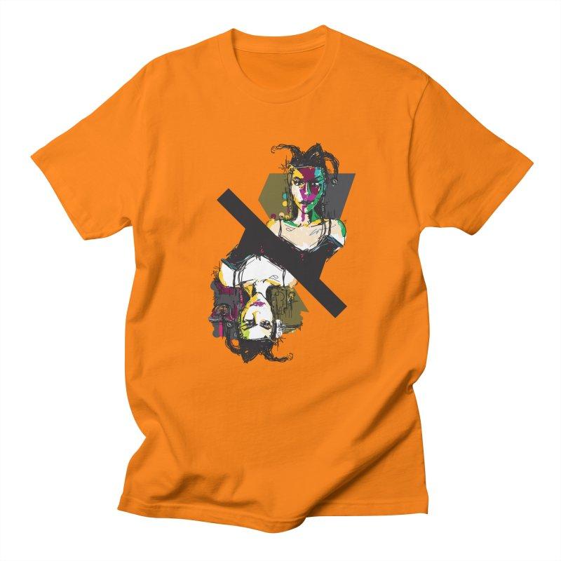 Black Joker Women's Regular Unisex T-Shirt by rimadi's Artist Shop