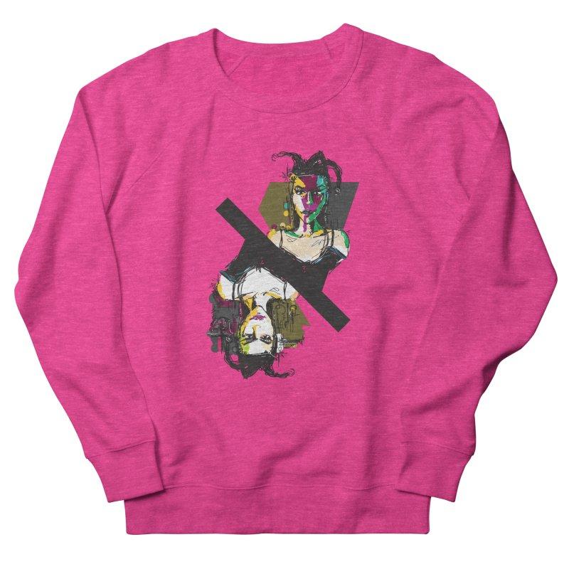 Black Joker Women's Sweatshirt by rimadi's Artist Shop