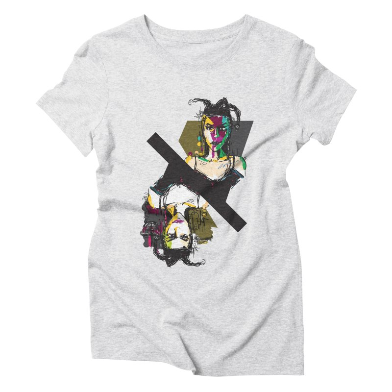 Black Joker Women's T-Shirt by rimadi Shop