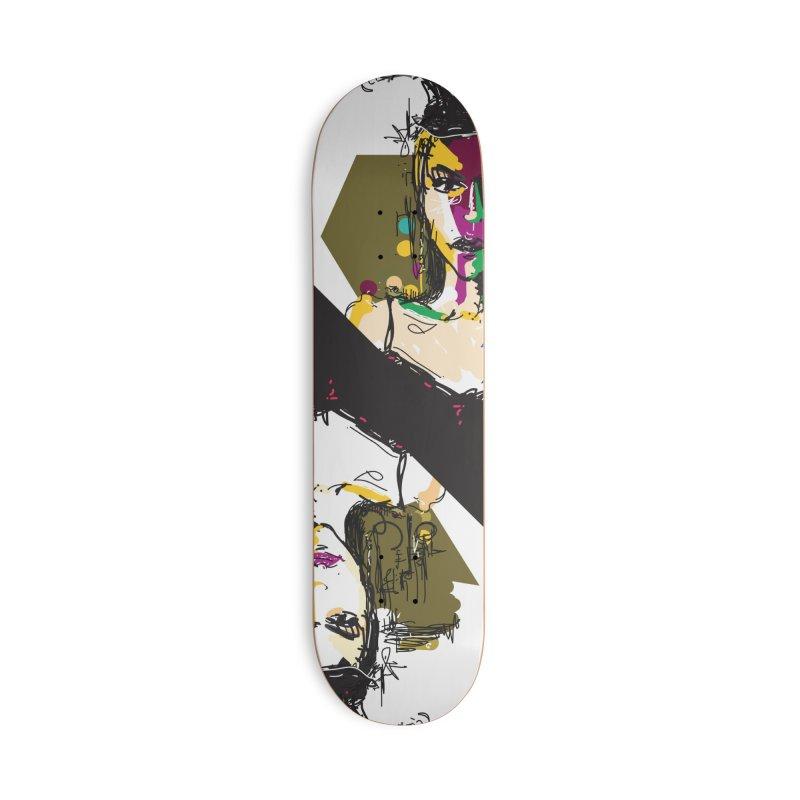 Black Joker Accessories Skateboard by rimadi Shop