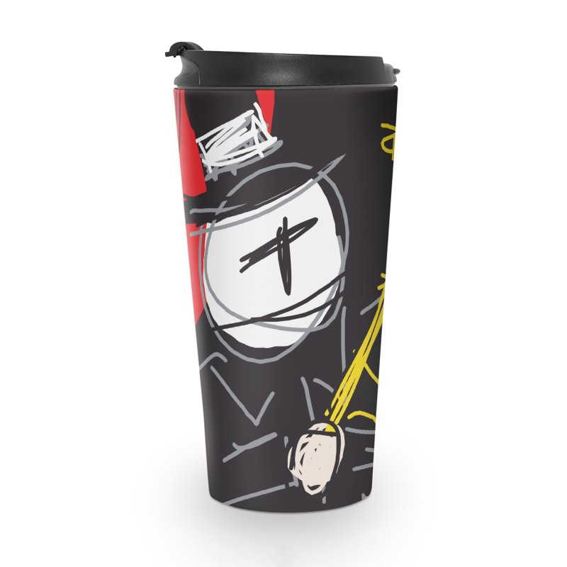 Magic Trick Accessories Travel Mug by rimadi's Artist Shop
