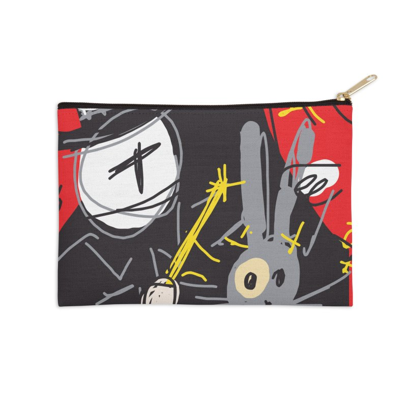 Magic Trick Accessories Zip Pouch by rimadi's Artist Shop
