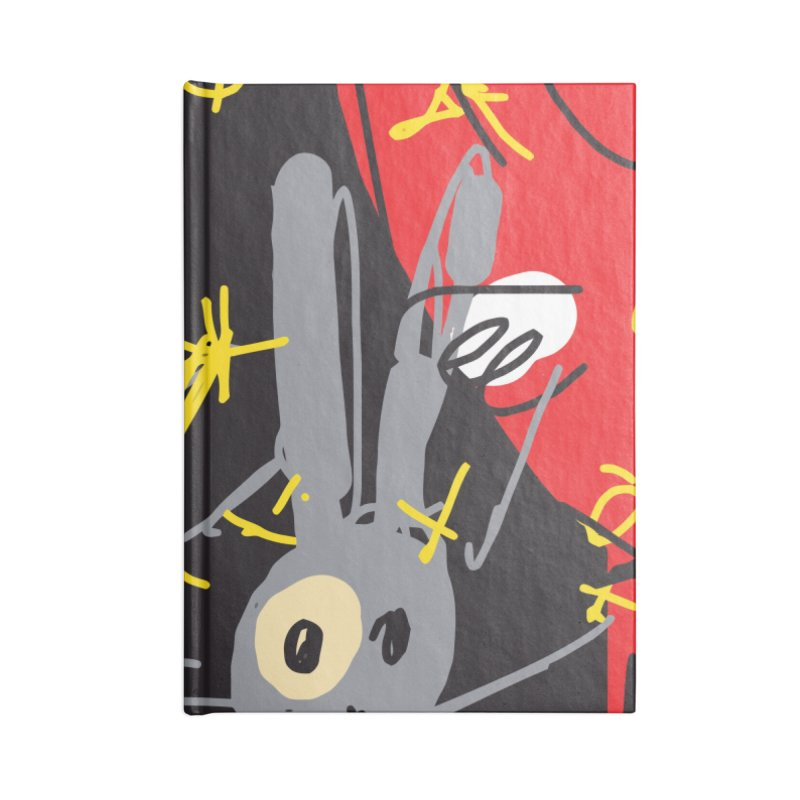 Magic Trick Accessories Blank Journal Notebook by rimadi's Artist Shop