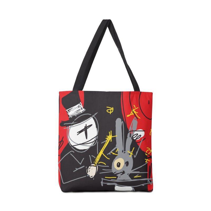 Magic Trick Accessories Tote Bag Bag by rimadi's Artist Shop