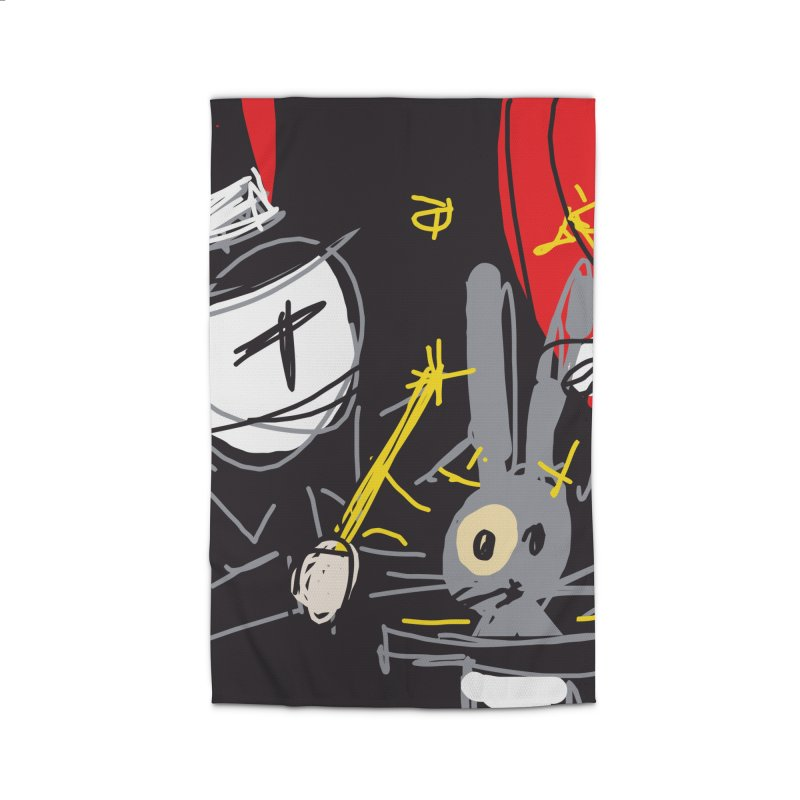 Magic Trick Home Rug by rimadi's Artist Shop