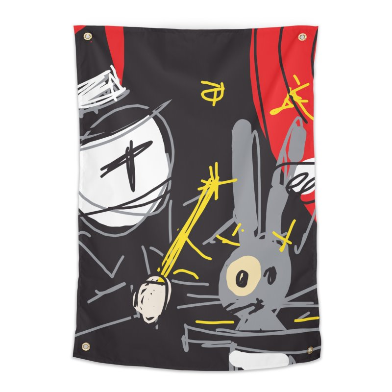 Magic Trick Home Tapestry by rimadi's Artist Shop