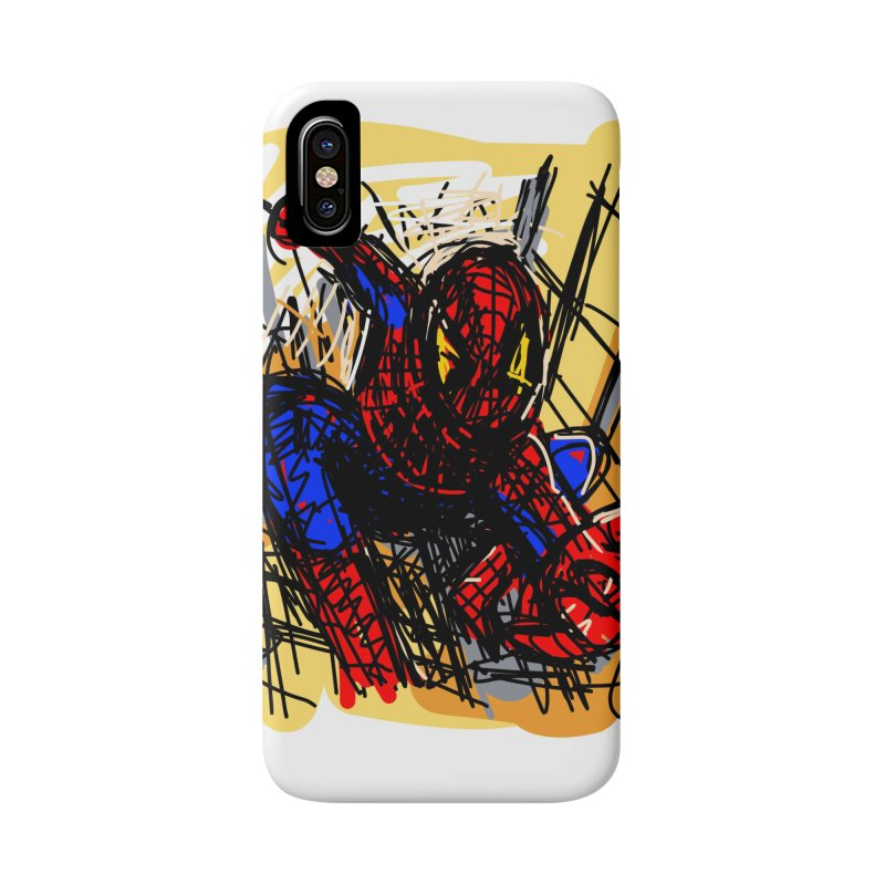 Spidey Accessories Phone Case by rimadi's Artist Shop