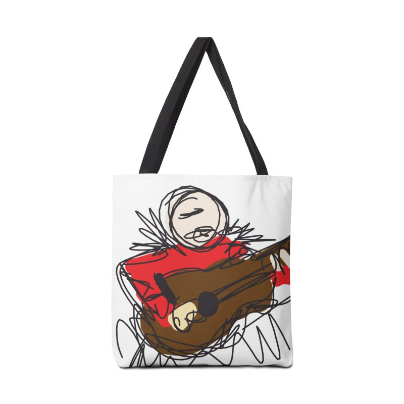 Guitar solo Accessories Bag by rimadi's Artist Shop