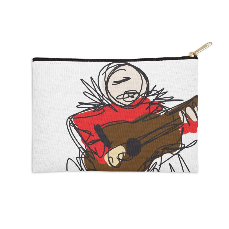 Solo Accessories Zip Pouch by rimadi's Artist Shop