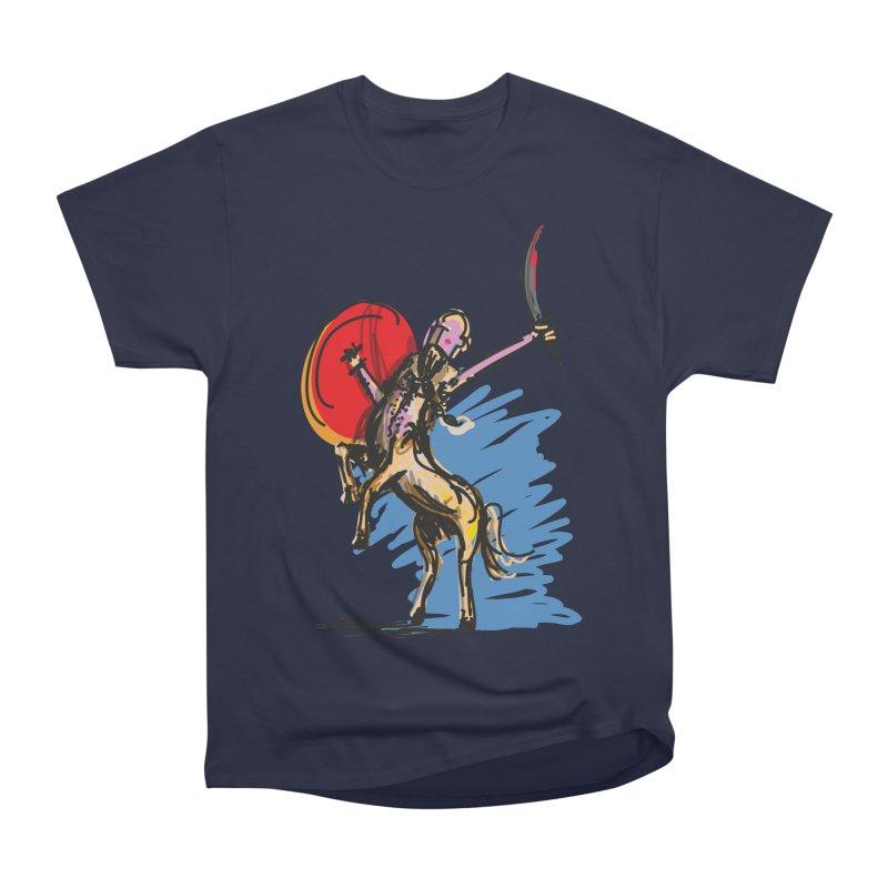 Centaur Men's Classic T-Shirt by rimadi's Artist Shop