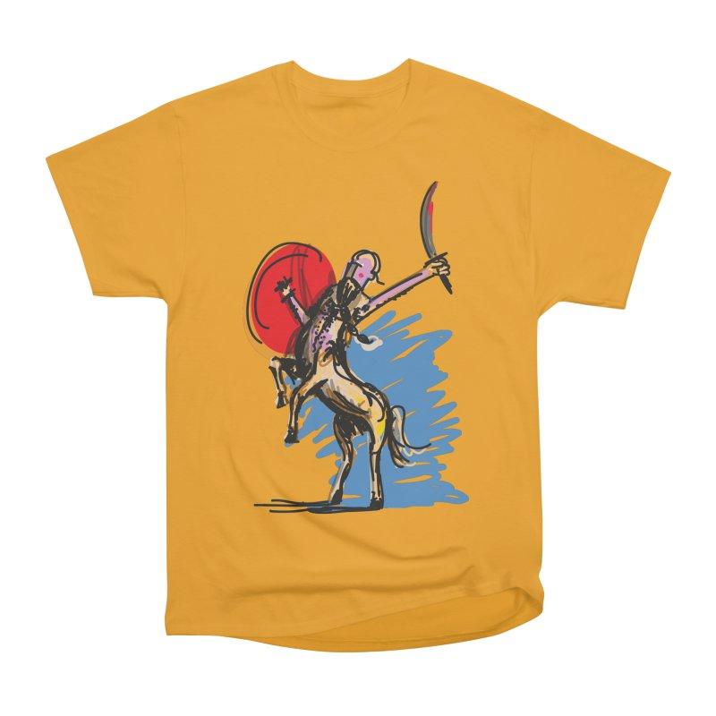 Centaur Women's Heavyweight Unisex T-Shirt by rimadi's Artist Shop
