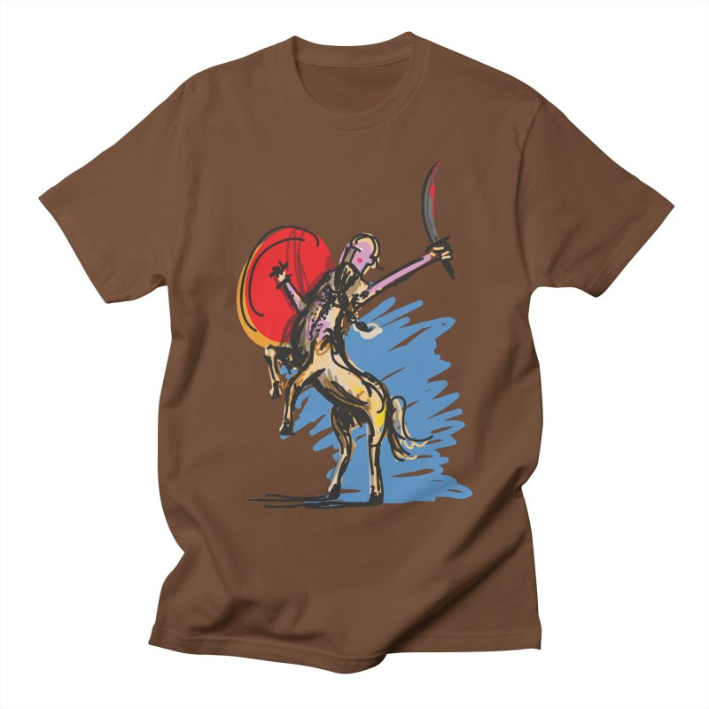Centaur Men's T-Shirt by rimadi's Artist Shop