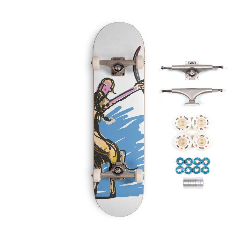 Centaur Accessories Complete - Premium Skateboard by rimadi's Artist Shop